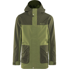 Marmot Wend Jacket Herre bomber green/forest night